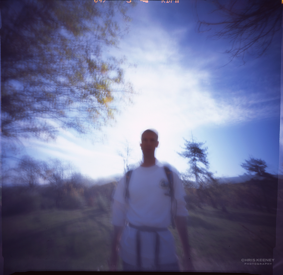 ultra running pinhole photography chris keeney