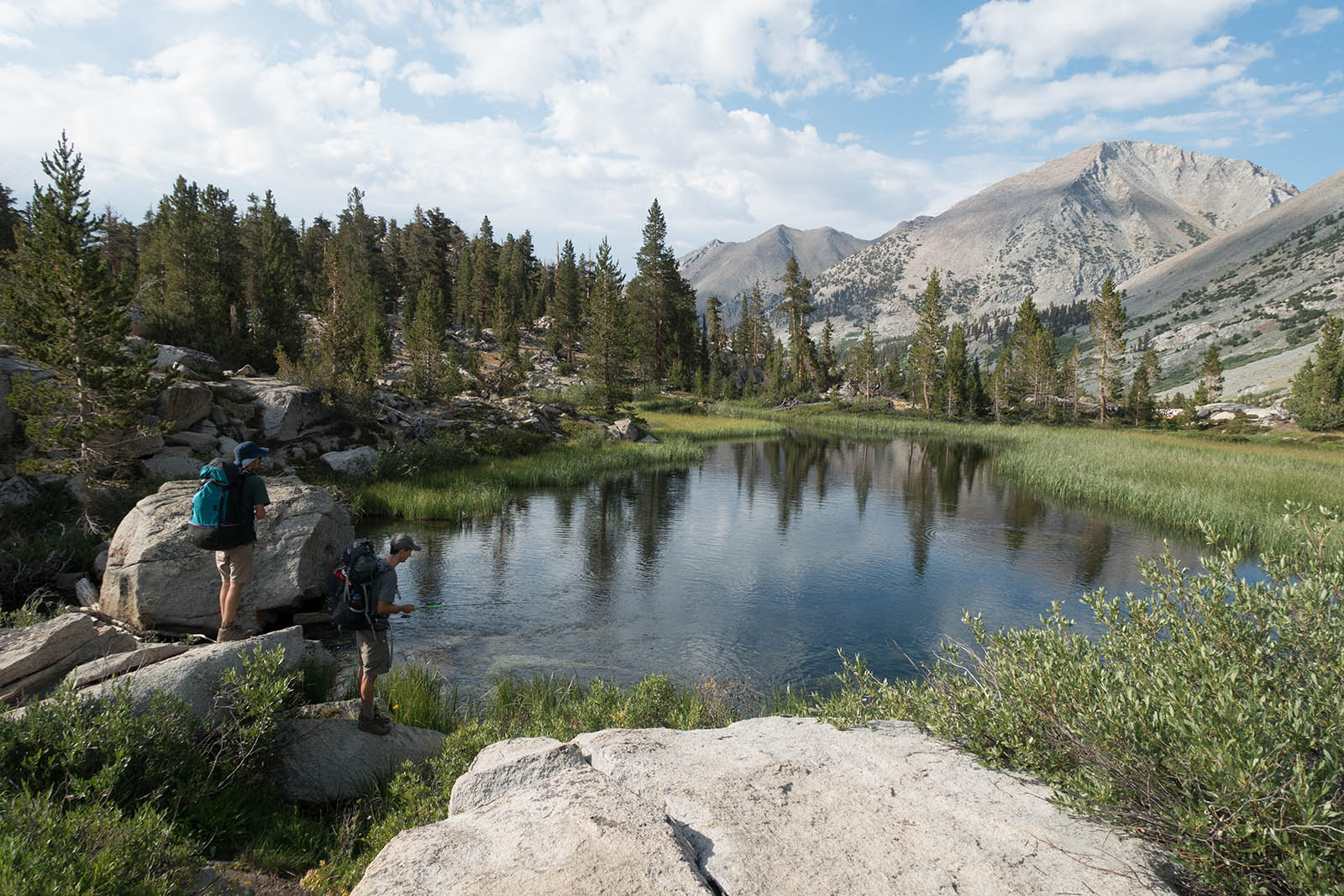 DSC03432 & Backpacking the Rae Lakes Loop - Kings Canyon National Park ...